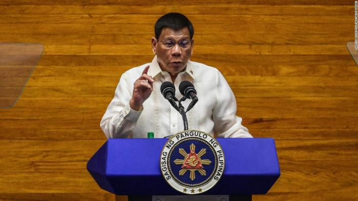 Philippines refuses to work with ICC 'war on drugs' probe
