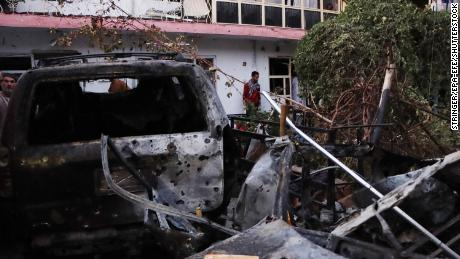 US military admits it killed 10 civilians in Kabul airstrike and targeted the wrong vehicle