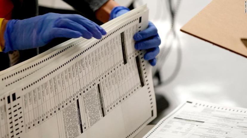 Opinion: What Arizona's sham audit really tau…