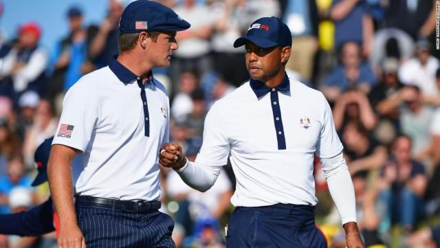 Tiger Woods unlikely to visit Ryder Cup, says US captain