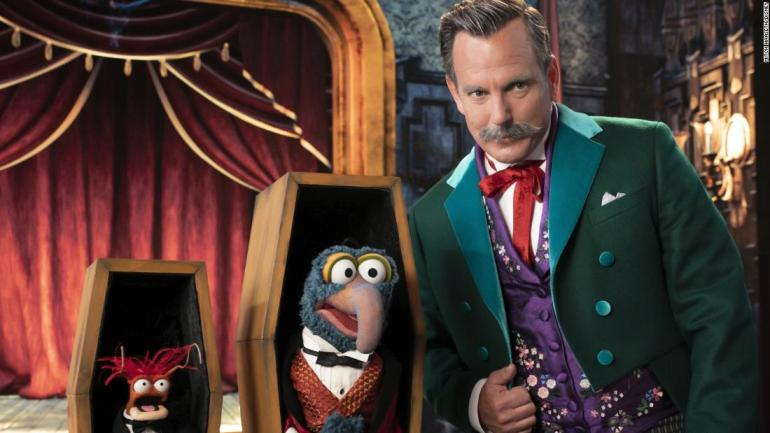 """Just in time for Halloween, <strong>Disney+ </strong>has our favorite with the <strong>""""Muppets Haunted Mansion"""" </strong>special. It's just one of the great streaming options in October."""