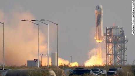 Blue Origin: Essay alleges sexism, 'dehumanizing' culture at Jeff Bezos' rocket company