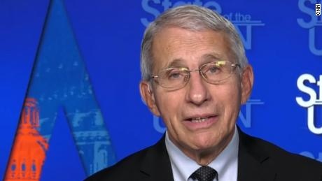 Covid-19 vaccine mandates work, Dr. Anthony Fauci says