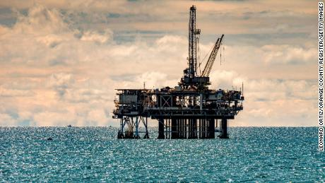 America's offshore oil infrastructure is aging.  'We don't know there is a problem until there is a problem.'