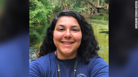 Nicole Cinder quit her job as a criminal defense attorney and spent some time as a kayak tour guide before finding a new job in law.