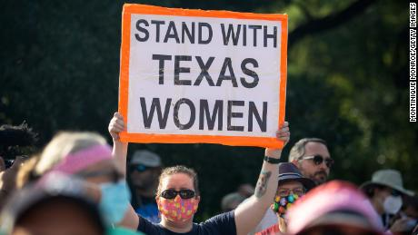 Texas asks appellate court to reinstate its 6-week abortion ban