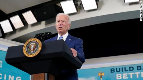 Sense of urgency grips the White House with Biden facing crises on many fronts