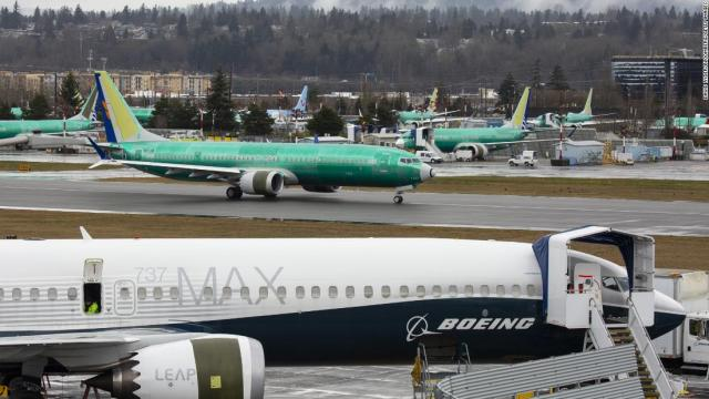 Former Boeing executive indicted for fraud in 737 Max tragedy