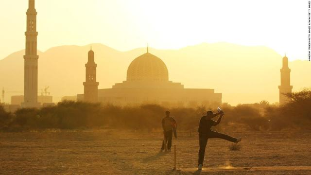Oman ready to savor 'one in a million' opportunity as host of cricket's T20 World Cup