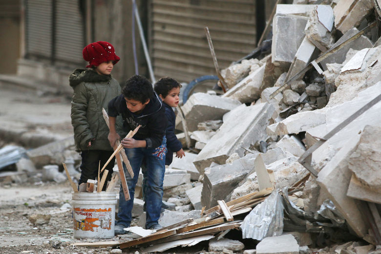 2016 11 25T140944Z 1746916704 S1AEUOWLWQAD RTRMADP 3 MIDEAST CRISIS SYRIA ALEPPO