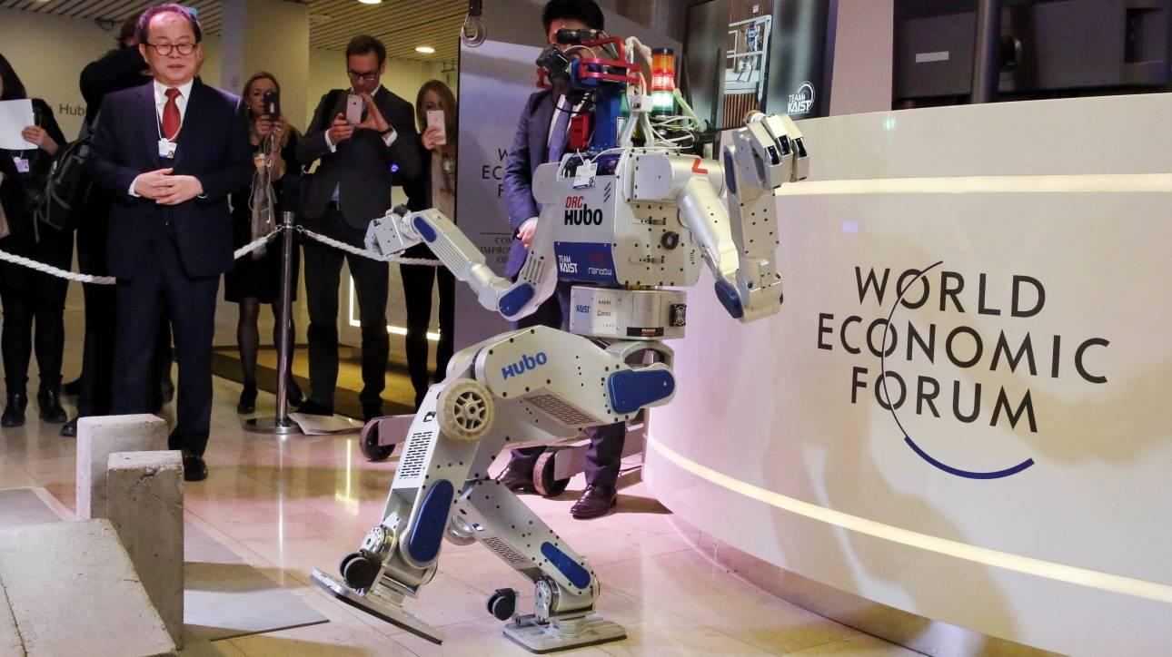 Ανατροπές στην αγορά εργασίας φέρνει η «4η Βιομηχανική Επανάσταση»