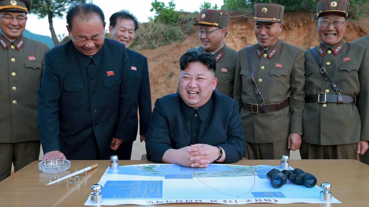 Αναταραχή σε όλο τον πλανήτη - Η Βόρεια Κορέα εφάρμοσε πυρηνικές κεφάλες στους πυραύλους της