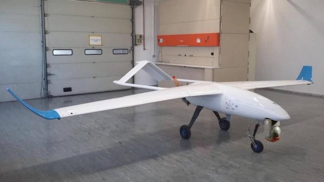 Ελληνικά drones ικανά για πολιτική προστασία μέχρι και για δασοπυρόσβεση