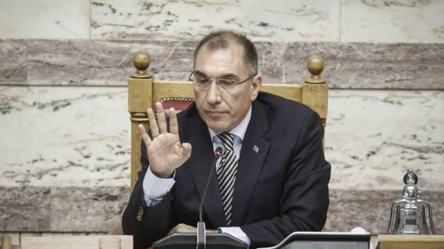 Δεν παραιτείται από Αντιπρόεδρος της Βουλής ο Δ. Καμμένος
