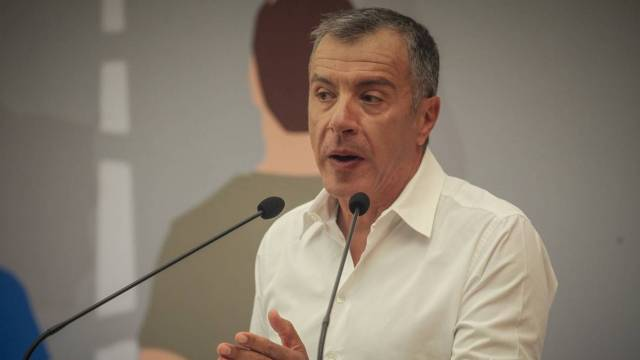 Θεοδωράκης: Ο χωρισμός Ποταμιού - ΚΙΝΑΛ ήταν η καλύτερη λύση και για τους δύο