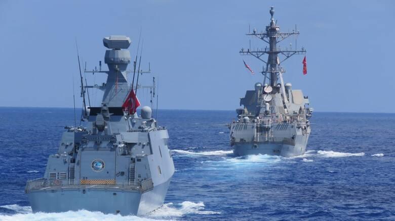 Η Τουρκία περικυκλώνει την Κύπρο με Navtex και ερευνητικά πλοία