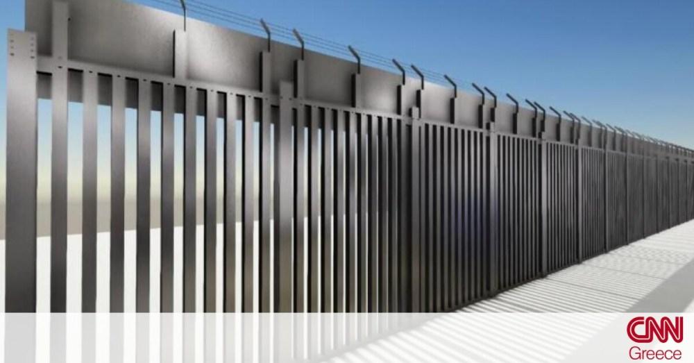 Έβρος: Πώς ο νέος φράχτης θα θωρακίσει τα σύνορα – Τα χαρακτηριστικά του