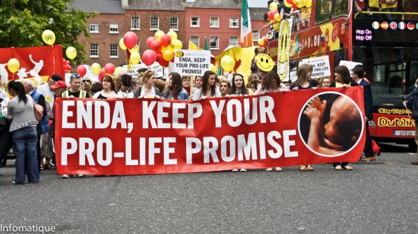 Abortion Lobby Seeks to Impose Agenda on Pro-Life Ireland