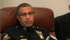 Detroit Police chief James Craig.  (Screenshot, Facebook)