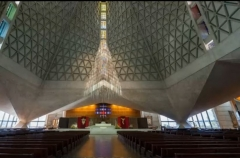 The Roman Catholic Cathedral of St. Mary of the Assumption in San Francisco, Calif. (Screen Capture)