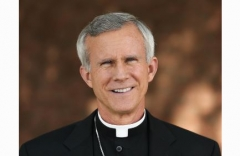 Bishop Joseph Strickland, head of the Diocese of Tyler, Texas.