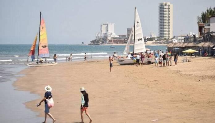 La cuesta de enero provoca una baja afluencia de turismo en Mazatlán •  Cobertura 360