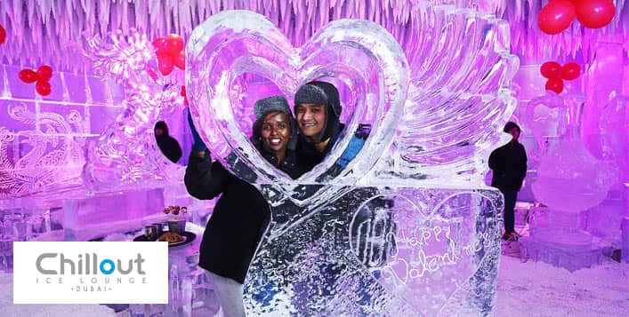 Feel The LOVE Chillout Ice Lounge