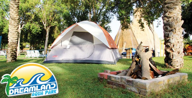 Image result for Tent Stay At Dreamland Resort