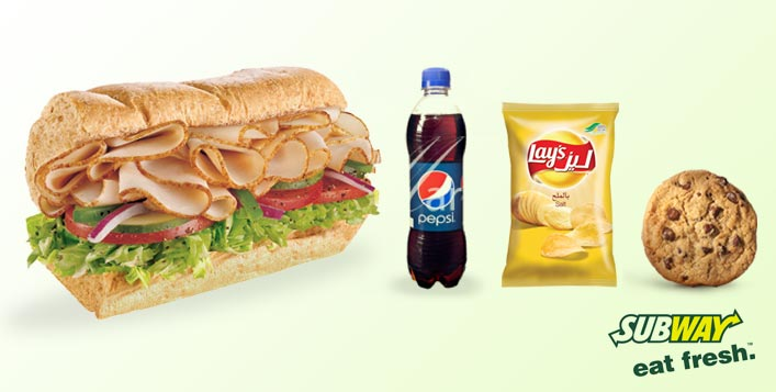 What 6 Inch Fresh Value Meal