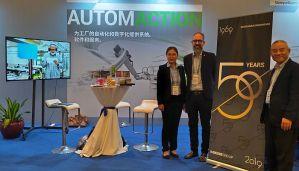 automatización, Biesse Group, fábricas digitales, Future in Tour, Ligna 2019, nesting, OneService, proyecto IOT, Revolución Industrial 4.0., seccionado, sistemas robotizados, Winstore