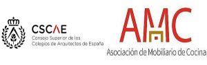 AMC, arquitectos, Asociación de Mobiliario de Cocina (AMC), cocina en la vivienda, cocinas, Consejo Superior de los Colegios de Arquitectos de España, construcción y diseño, CSCAE, diseñadores, Diseño, Espacio Cocina-SICI, feria Valencia, interioristas, mobiliario de cocina, muebles de cocina