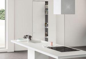 encimeras de cocina, Iris Ceramica Group, SapienStone, superficies continuas, superficies de cocina, Uni Ice