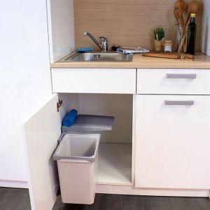 cocina, sistema de separación de residuos, Vauth-Sagel, VS Envi, VS Envi Single