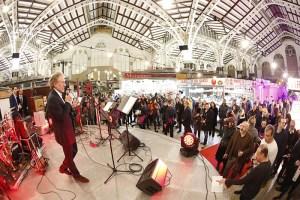 encuentro AMC 2019, mercado central de valencia, amc, asociación de mobiliario de cocina, 300 asistentes, espacio cocina sici