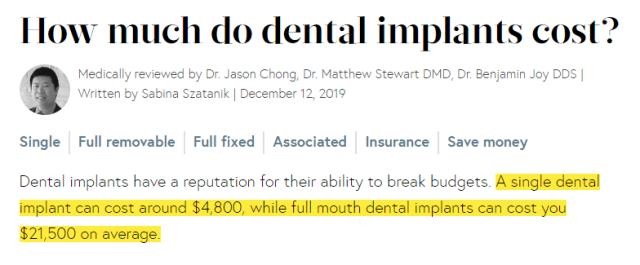 authorithy dental