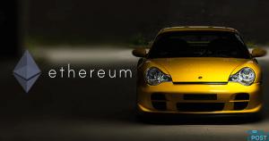 ポルシェ:イーサリアムベースのブロックチェーン技術を車両に導入へ