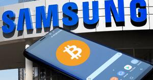 Galaxy開発企業サムスン:スマートフォンは仮想通貨取引に適した最も安全なデバイスだ