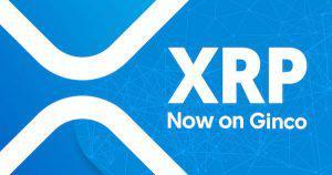 Gincoがリップル(XRP)に対応 近日中にXRPエアードロップ予定