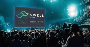 リップル社SWELL1日目開幕|xRapidの商用化を新発表・クリントン氏の発言も掲載