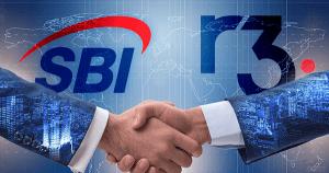 SBIと米FinTech企業「R3」が合弁会社設立:アジア圏でのブロックチェーン事業拡大へ