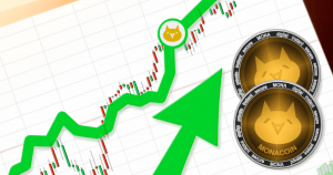 【速報】仮想通貨取引所コインチェック上場でモナコインが高騰 国内の新規上場は1年4ヶ月ぶり