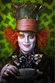 Image result for alice in wonderland johnny depp