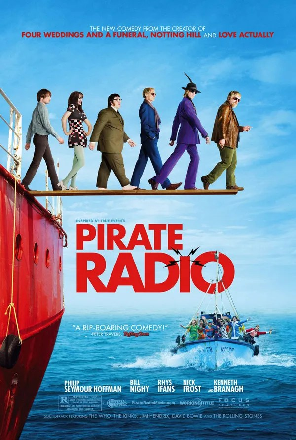 Poster do filme Rádio Pirata