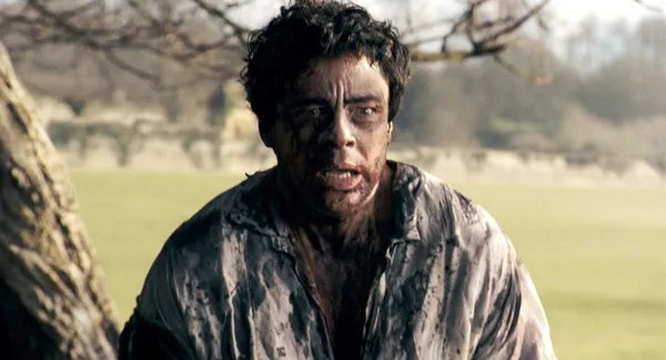 Image result for The Wolfman del toro