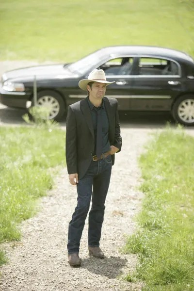 Justified Raylan Givens Boots