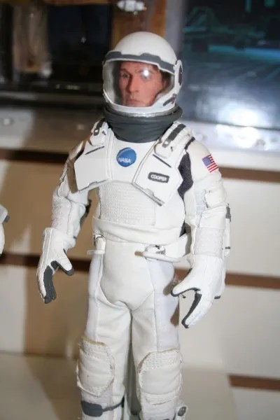 Interstellar Toys And Action Figures Revealed At Toy Fair