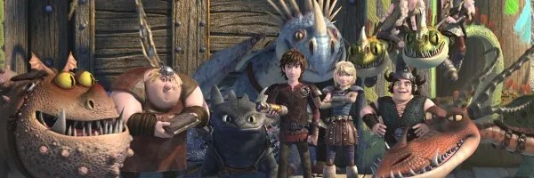 the cast of how to train your dragon