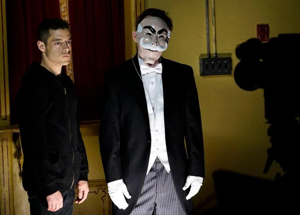 Mr Robot lista para una tercera temporada