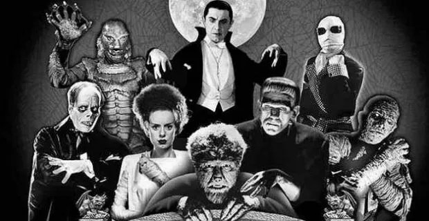Image result for Universal monsters