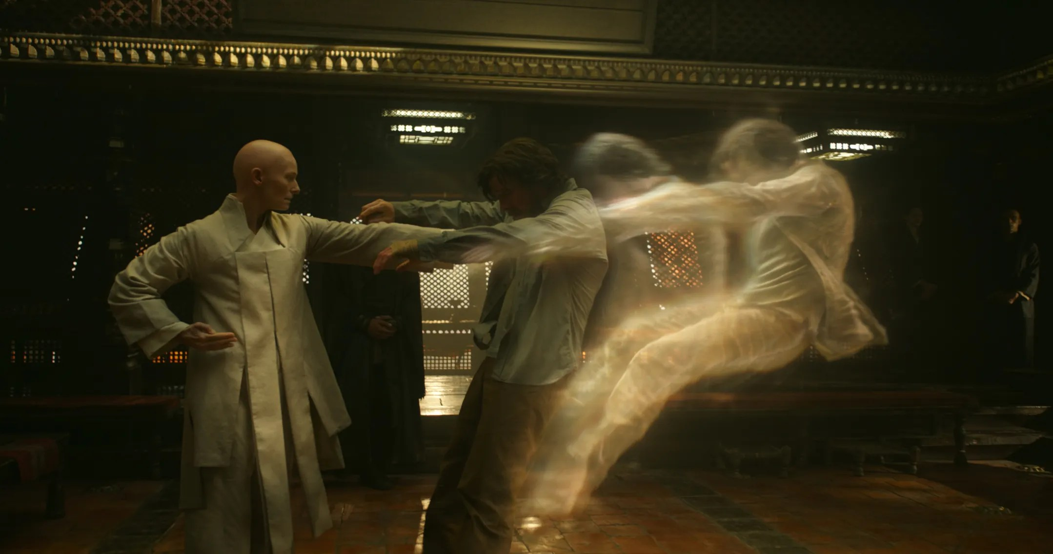 Image result for doctor strange meets the ancient one